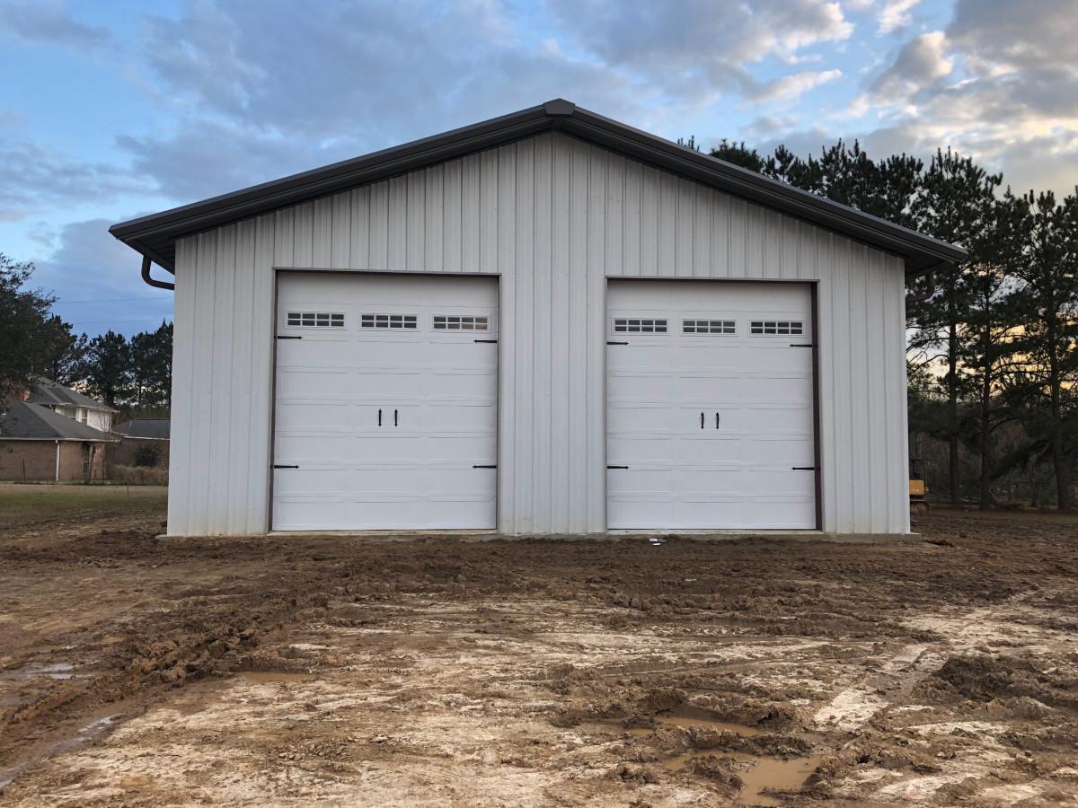 Cajun Overhead Door And Repair Services Project Photos